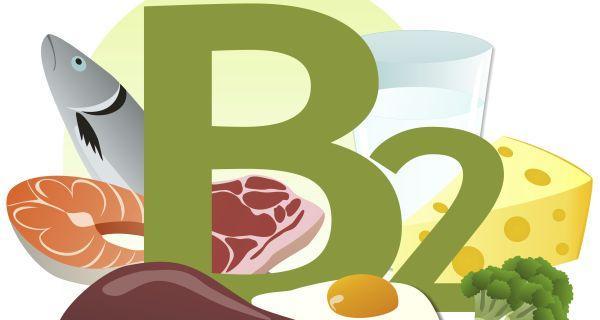 Vitamin B2 có trong thực phẩm nào?