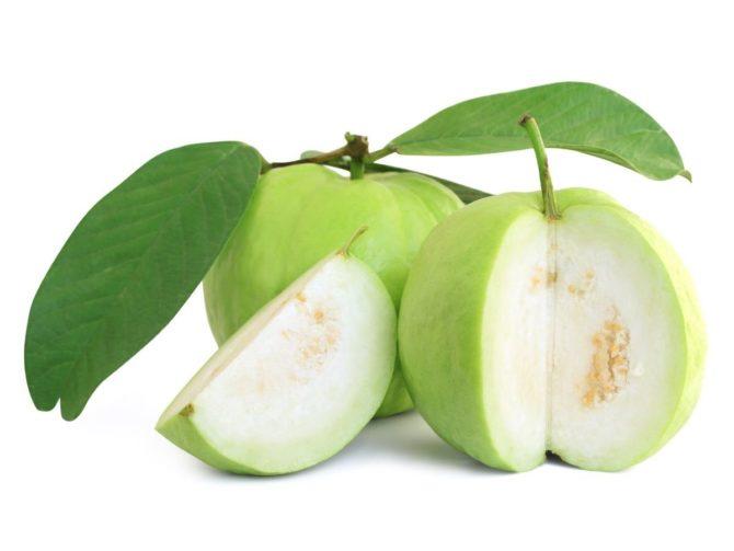 Description: Ổi là loại trái cây chứa rất nhiều vitamin C